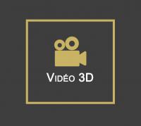 Icones Vidéo 3D